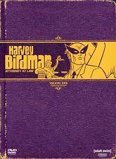Harvey Birdman Attorney At Law ~ Complete Volume 1 ~ BRAND NEW 2-DISC DVD SET