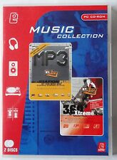 EJay Music Collection PC Doppelpack: mp3 Station Plus! & 360 Xtreme BRANDNEU UK