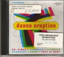 (CD377) Dance Eruption - 1994 DJ CD