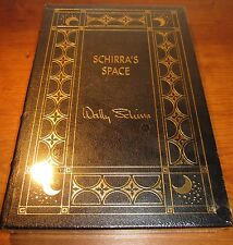 EASTON PRESS: SCHIRRA'S SPACE SIGNED BY WALTER 'WALLY' SCHIRRA RARE NEW & SEALED