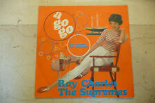 "RY CHARLES/SUPREMES""GO BETTER WITH COKE-disco 45 giri COLUMBIA Italy 1970"""