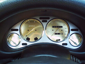 Opel Corsa B Tigra Tachoscheiben / keine Tachofolien
