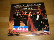 Sutherland Horne Pavarotti bonynge LP RECORD - Sealed