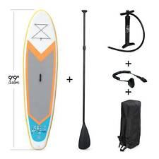 """Stand Up Paddle Gonflable Nico 9'9"""" 15cm d'épaisseur (SUP), pompe haute"""