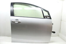 2019 TOYOTA PRIUS FRONT RIGHT DOOR ASSEMBLY SILVER 1F7 OEM 16 17 18 19