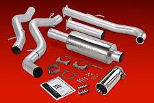 Banks Monster Exhaust 01-04 Chevy GMC Duramax 6.6L Diesel Chrome Tip SCLB