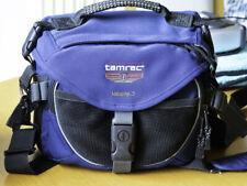 tamrac velocity 5 camera bag ( blue)