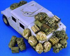Legend 1114 1/35 Humvee Stowage Set