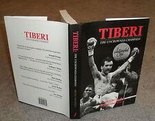 Tiberi 'Dave TNT' - The Uncrowned Champion - SIGNED HB/DJ  Boxing - James Toney