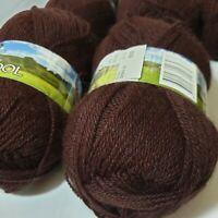 DY Choice COTTON FRESH DK Double Knitting Yarn Wool 100g 15 Magenta
