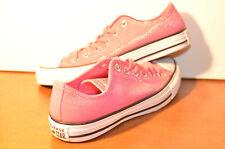 Converse Women's CTAS Ox Mod Pink/Black/White Sneaker Size 7.5