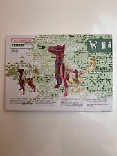 kidsonroof Totem Dog -  Cardboard model set - BRAND NEW SEALED!