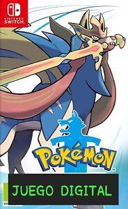 Pokémon Espada | Nintendo Switch. ¡LEER DESCRIPCIÓN!