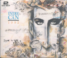 Indie Can 1992 by VA (2 CDs) 39 Canada Acts/Carole Pope/Moxy Fruvous/Wild Strawb
