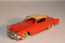 Dinky Toys #24y, 1950's  Studebaker Commander Coupe, Original