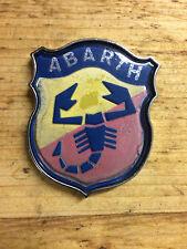 ABARTH BADGE / EMBLEM ORIGINAL OEM FIAT / VOLKSWAGEN VW