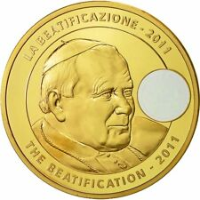 [#553445] Vaticaan, Medaille, La Béatification de jean-Paul II, 2011, UNC