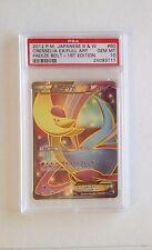 Pokemon PSA 10 GEM MINT Cresselia EX Full Art 060 1ST Edition BW6