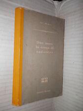 DUE MANI IN CERCA DI CADAVERE ED McBain Edizioni Giumar 1960 libro romanzo di
