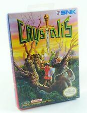Crystalis SNK 1990 Vintage Sealed NES Nintendo Video Game NIB