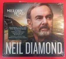 "MELODY ROAD [Digipak] by NEIL DIAMOND (CD, 2014 - Capitol - USA) ""BRAND NEW"""