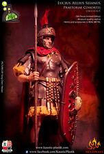 LEGIONS OF ROME Lucius Aelius Seianus Actionfigur KAUSTIC PLASTIK Limitiert 1/6