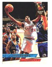 Terry Dehere 93-94 Fleer Ultra Collectors Choice Official Sport Basketball Card