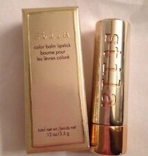 STILA COLOR BALM LIPSTICK, ELYSSA, .12 OZ, NIB