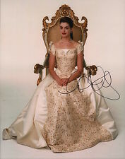 Anne Hathaway (Princess Diaries) signed 11x14 photo