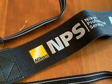 Original Nikon Professional Services NPS Camera Strap - Brand New