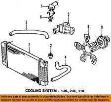 GM OEM-Engine Cooling Radiator Fan Clutch 15642505