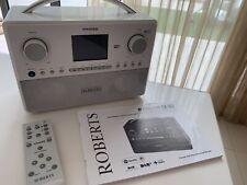 Roberts STREAM93i DAB/DAB+/FM/Wi-Fi Radio - White