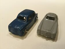 1960s Ingap Cars # 4 & 8 Made In Italy