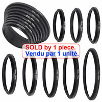 Step Up Filter Ring Adapter Mount Photo Lens / Thread 72mm Female to 52mm Male