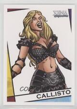 2007 Rittenhouse Xena: The Warrior Princess Dangerous Liasons #XC7 Callisto b6s