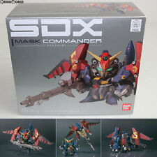 [USED] SDX Mask Commander SD Gundam G-ARMS Figure BANDAI Japan