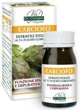 DR.GIORGINI - CARCIOFO ESTRATTO TITOLATO 60 pastiglie