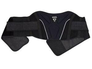 Orina Kidney Belt Travis Black Kidney Belt From Polyester/Polyamide