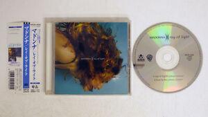 MADONNA RAY OF LIGHT MAVERICK JAPAN OBI 1CD