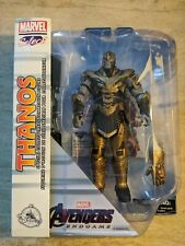 Disney Store Marvel Select Thanos Special Collectors Edition Action Figure NEW.