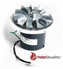 Lopi Pellet Stove Combustion Exhaust Motor w/ Gasket 90-0391, 250-00527