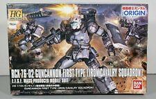 """Bandai 1/144 Hg """"Rcx-76-02 Guncannon First Type (Iron Cavalry Squadron)"""""""