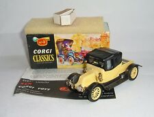 Corgi Classic Toys No. 9032, 1910 Renault, - Superb