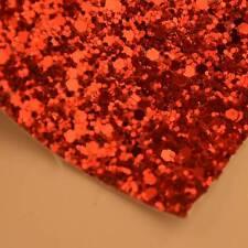 Chunky Glitter Fabric Grade 3D Wall Bling Card Making Table Runner Bow Art Craft