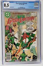 Green Lantern Corps Issue# 223 DC Comics 1988 CGC Graded 8.5 Comic Book