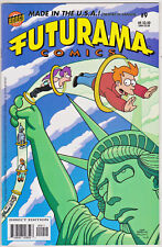 FUTURAMA COMICS#9 VF/NM 2002 BONGO COMICS