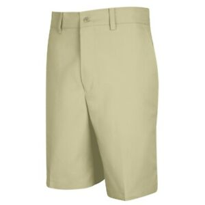 Red Kap Work Shorts Dura-Kap Plain Front Men's Industrial Uniform