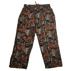 Fruit of the Loom Men's Autumn Camouflage Lounge Pants (Size: XL 40-42)