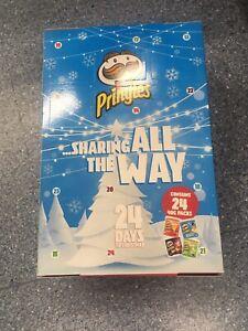 Pringles 24 Days of Christmas Advent Calendar 24 x 40g Packs Pringle Xmas 2020