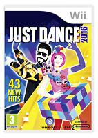 Just Dance 2016 | Nintendo Wii | Excellent & Fast Dispatch